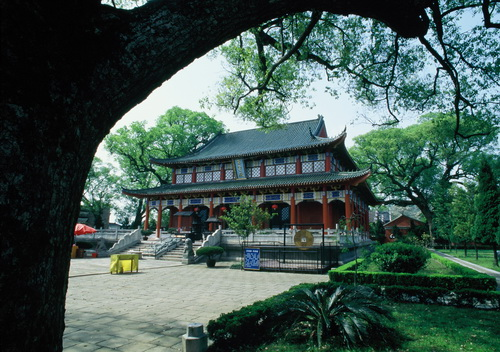 Yingtan China  City new picture : Tianshi Mansion on Longhu Mountain