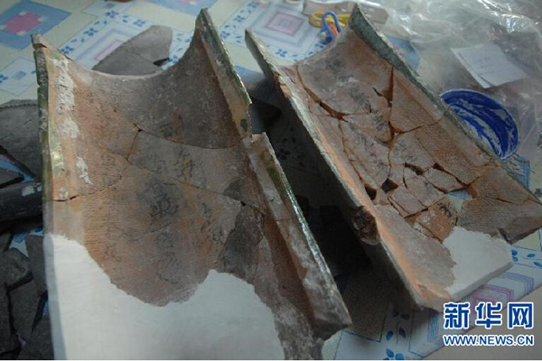 Jilin finds new Liao and Jin evidence