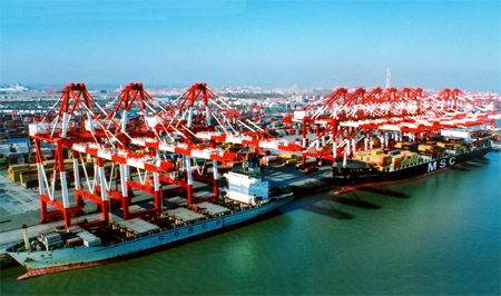 Introduction to the Port of Qingdao