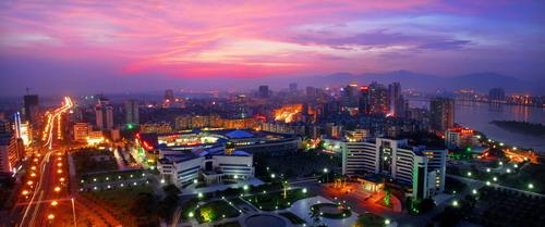 Qingyuan China  city photo : Charming Qingyuan, a city of relaxation