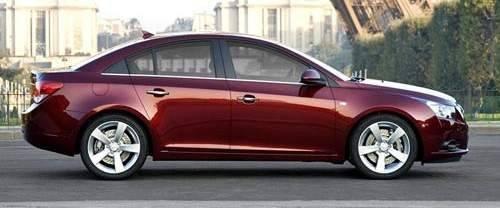 新赛欧/科鲁兹 搭载高效发动机挑战低油耗