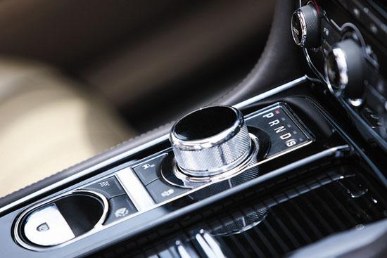 轿车档位内部结构图