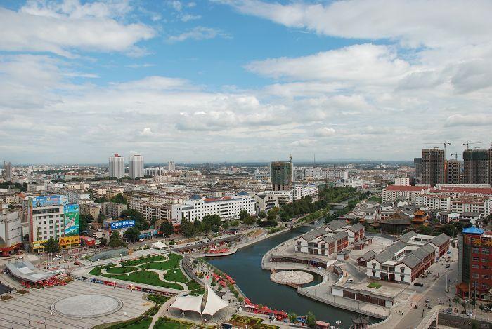 中国济宁_济宁运河