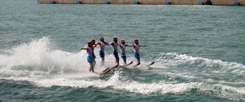 2010中国青岛国际海洋节开幕图片