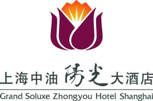 上海中油阳光大酒店logo