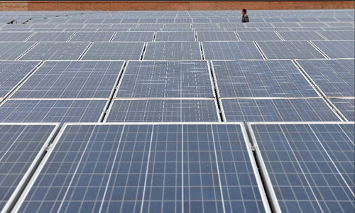 Shanxi speeds up developing PV industry