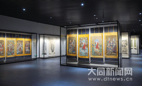 Superb historical objects fill the Datong museum