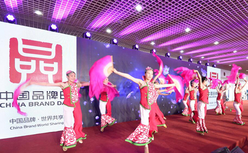 Shanxi brands hit Shanghai expo