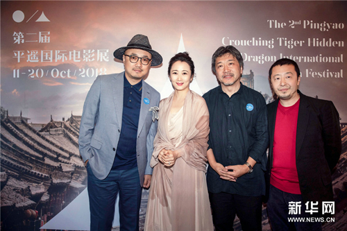 Pingyao intl film festival promoted in Cannes