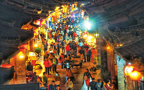 Shanxi still a hotspot for holiday tourism
