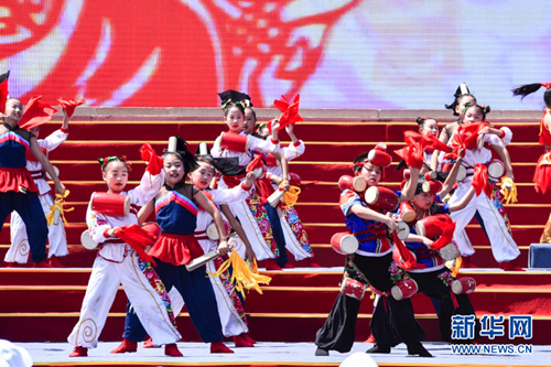 Culture and tourism festival opens in Linfen