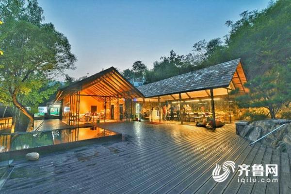 Mountain village embraces new vitality