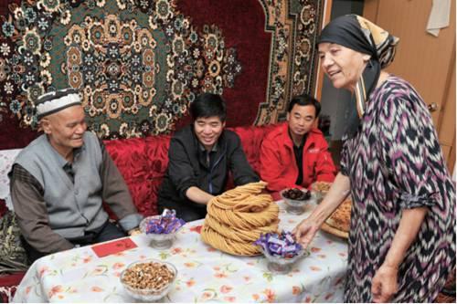 the 30th reason to like karamay harmony among ethnic groups图片