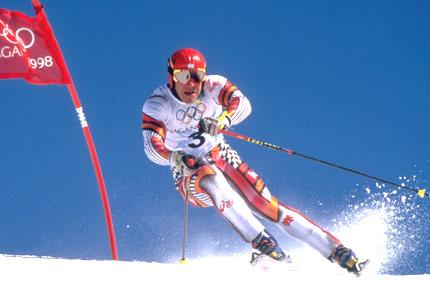 Nagano  Yamanouchi  19 February 1998  Hermann MAIER from Austria  1st    Austrian Sports