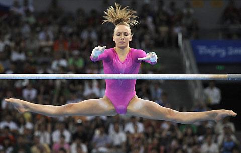 gymnast nastia liukin photos and video rightfielders women in sports