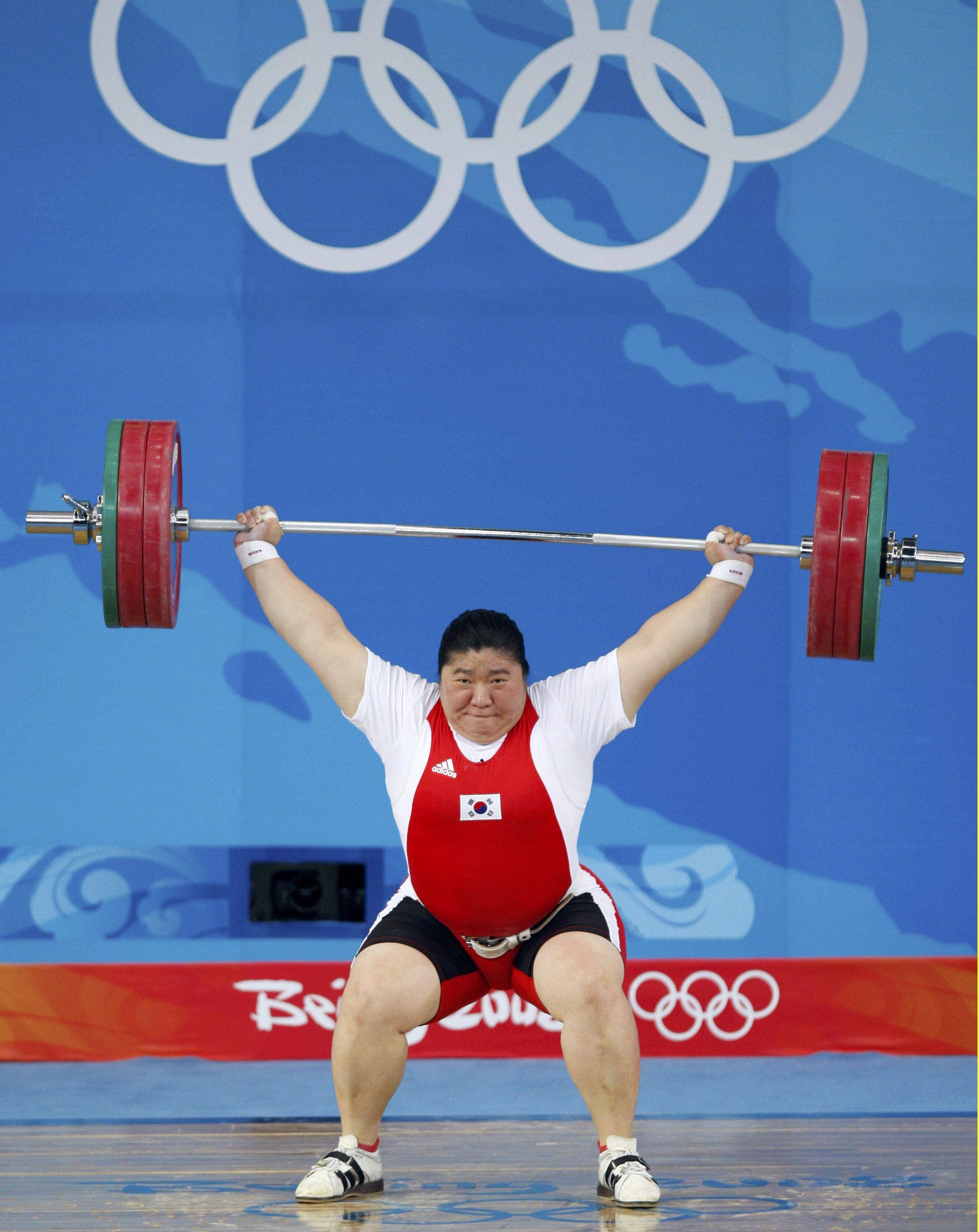 jasonjang_korean jang breaks world records, wins women\'s