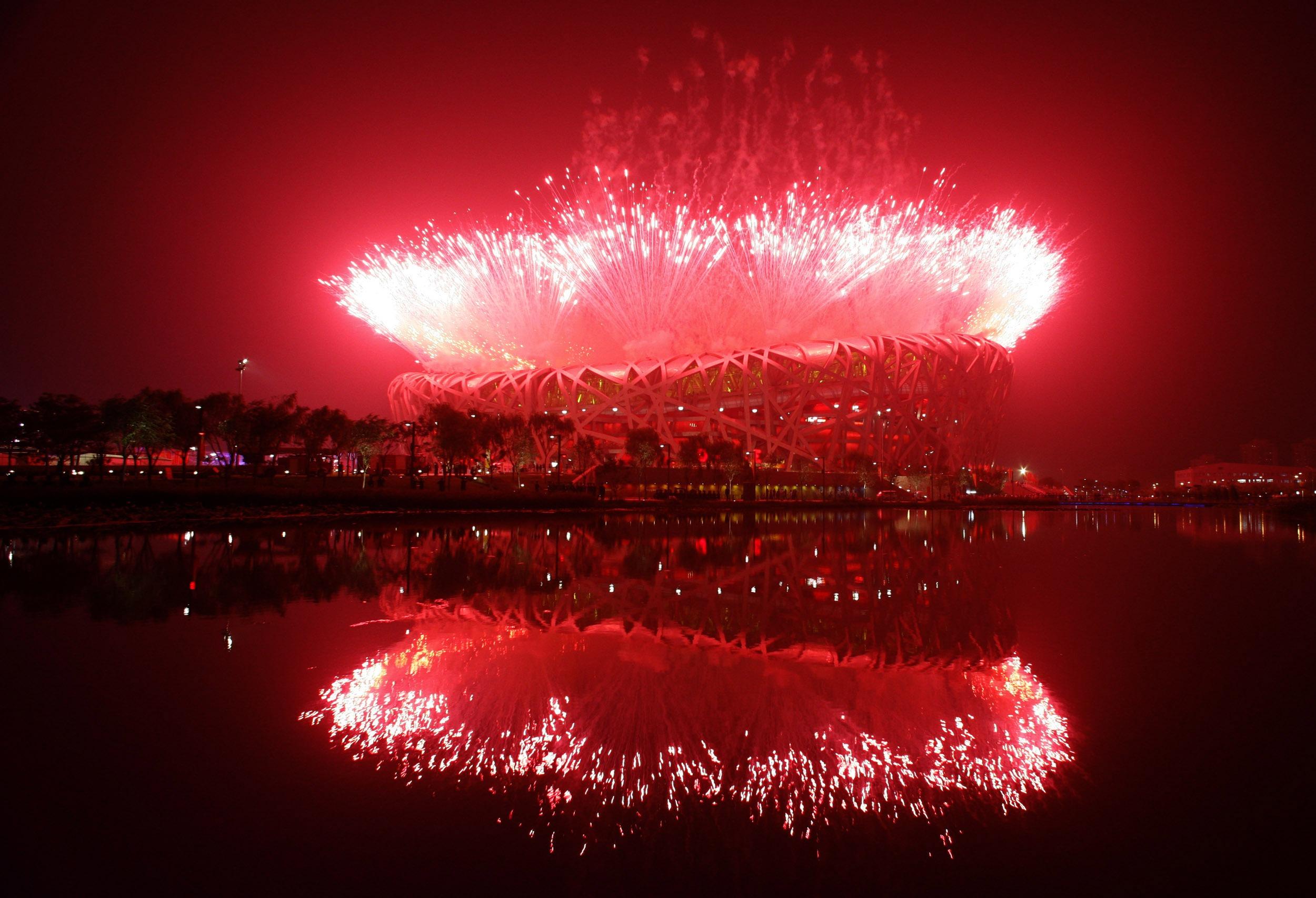 Over 4 billion people watch Beijing Olympics opening ceremony