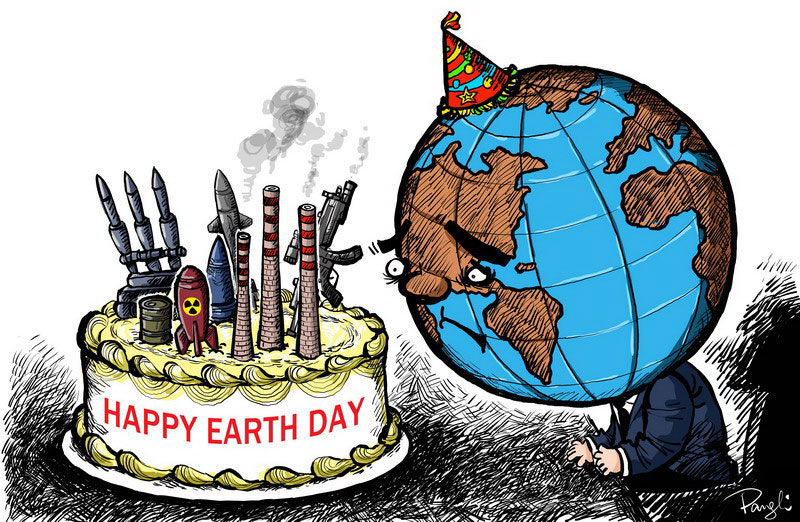 World Earth Day Opinion Chinadaily Com Cn