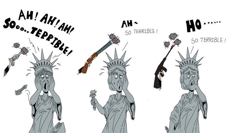 An evaluation of us gun control