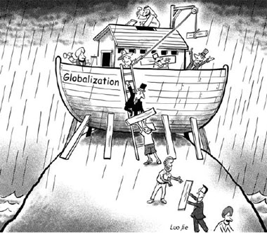 developed country and globalization What danger does the global marketplace pose for societies in developing countries.
