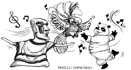 China's influence grows in US' 'backyard'