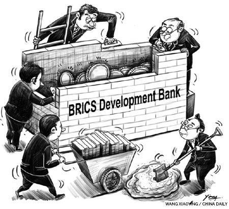 BRICS bank holds promise