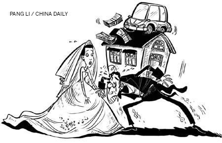 The china bride