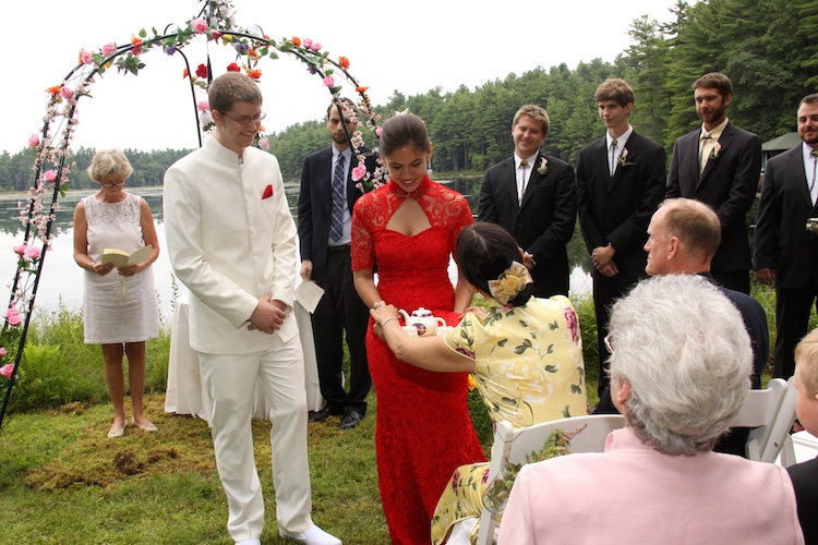 Emma & Steve: A Chinese-American Wedding in Washington, D.C.