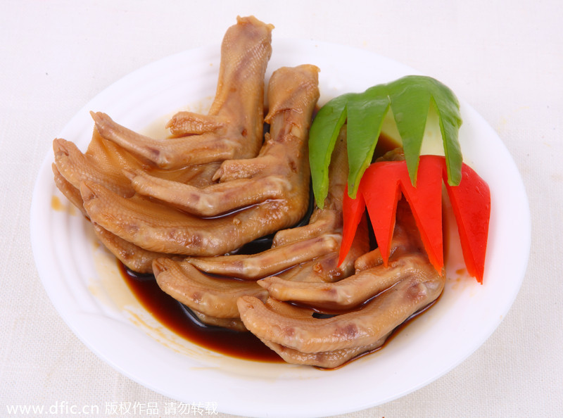 Weird Chinese foods, dare to try?