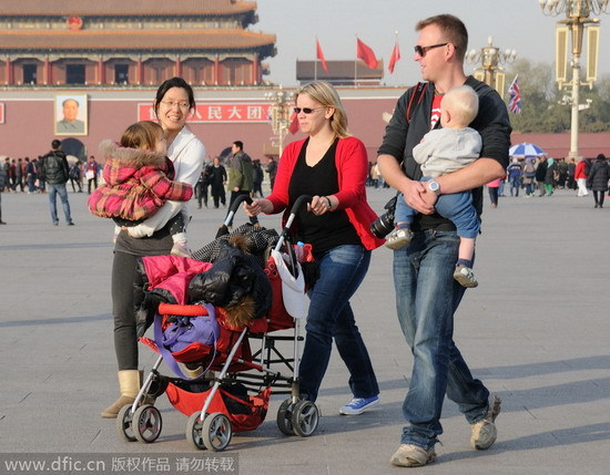 Is China safe for foreign tourists?