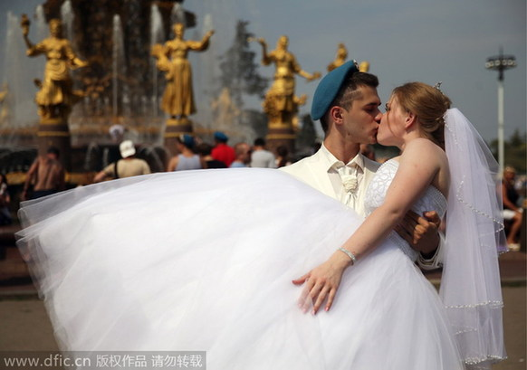 Can an arranged marriage ever work?[9]- Chinadaily com cn
