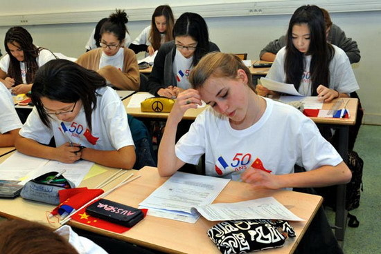 should chinese student study abroad essay Wondering if you should study in china cucas lists 5 reasons to study in china that come from an investigation of 60,000 international students, to helps you know.