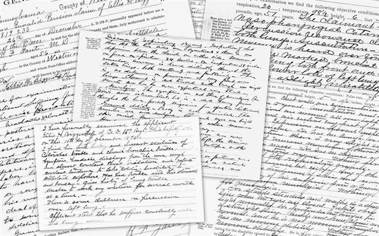 illegible handwriting Here are some tips to help new lncs who are trying to figure out illegible  handwriting use your judgment deciding how much time to spend deciphering  bad.