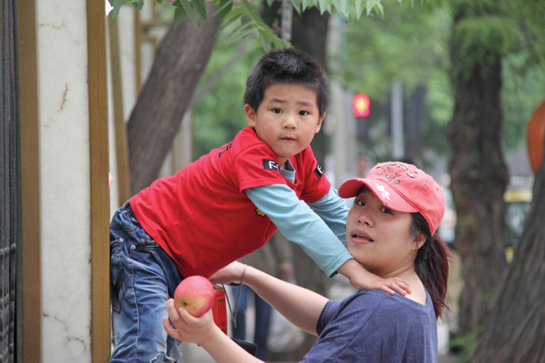 Stay-at-home or working mom?[1]- Chinadaily.c