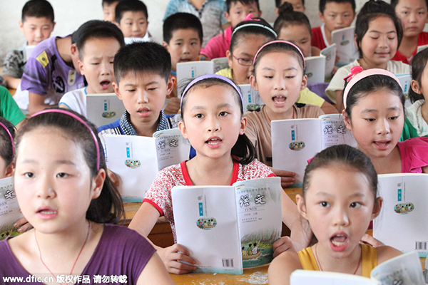 """different education between china and a An analysis of the differences of family education between china and  """"is the  foundational education as good as china in other countries."""