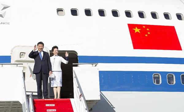 cyber relationship with china