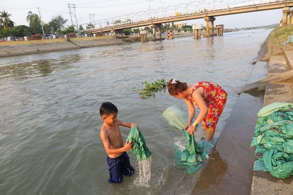 Mekong cooperation produces positive vibes