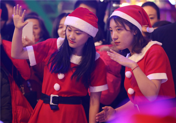 christmas in china its another celebration - Do They Celebrate Christmas In China