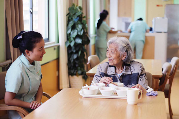 the aging problem of china Within a few years china will have more old people than any other country beijing will have to become a leader in addressing the problems of an aging population.