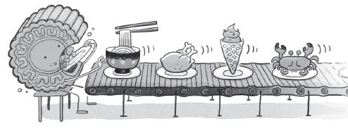 南桥:月饼是中国人创造力的见证