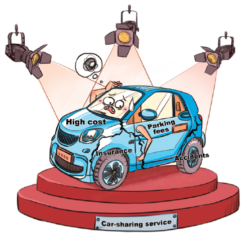 Car Sharing Services Face Moment Of Truth Opinion Chinadaily Com Cn