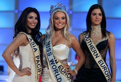 ,,Miss World 2006,,,Tatana,,,Miss Czech,,,