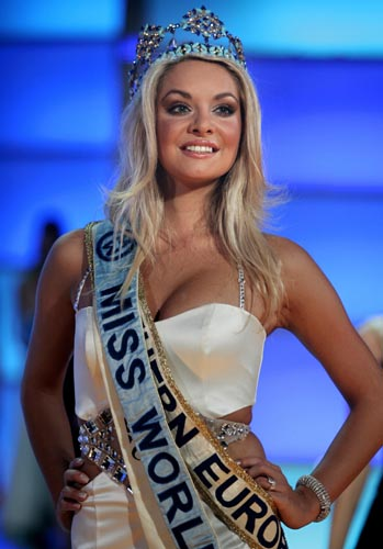 ,,Miss World 2006,,,Tatana,,,Miss Czech,,,