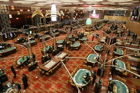 Blackpool g casino restaurant