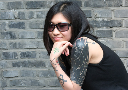 Desember 2008 for Chinese triad tattoo