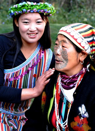 Hot Mongolian Women