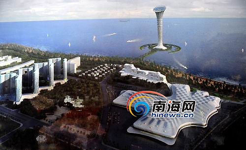 S. China Island to build 7-Star rival hotel to Dubai