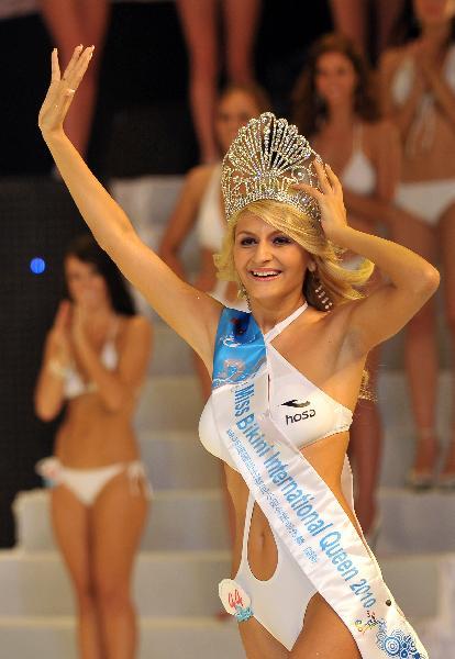 World Crowned World Miss Romania Bikini Romania Crowned Bikini Romania Miss Miss Bikini Crowned OkP8wXNn0