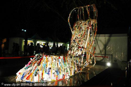 Creative Art week in Beijing Ditan