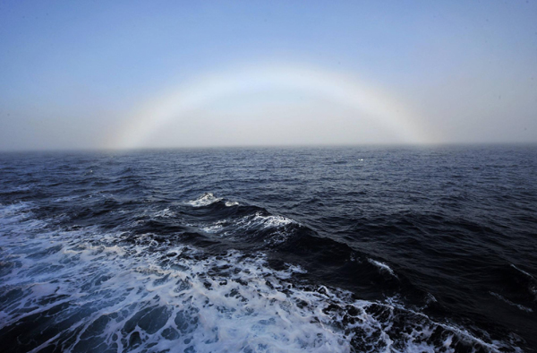China expedition continues research on Arctic Ocean